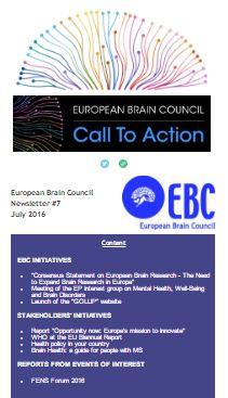 Newsletters EBC